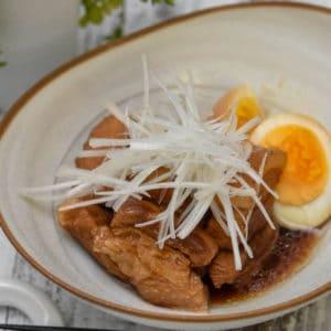 液体塩こうじでしっとり柔らか!オーブンでじっくり焼いた「焼豚」レシピ