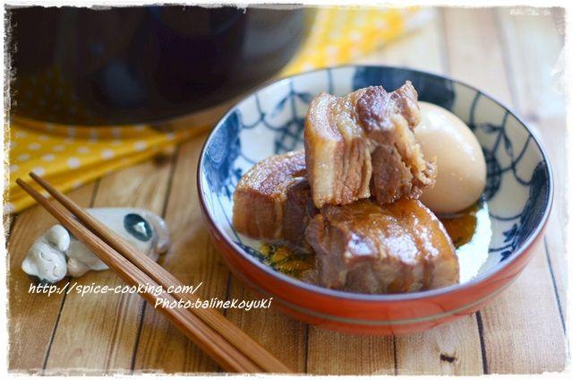 豚の角煮1