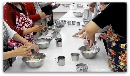 楽しいキッチン-ハーブ料理教室