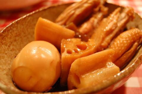 鶏手羽の酢煮