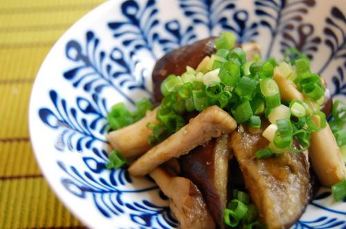 柚子胡椒炒め