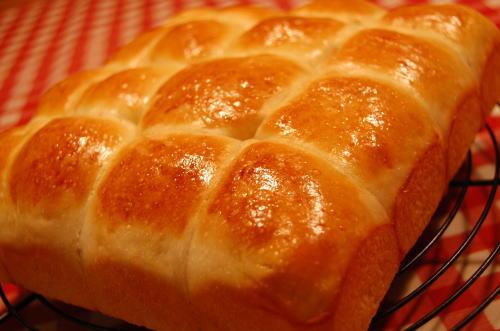 チョコのちぎりパン