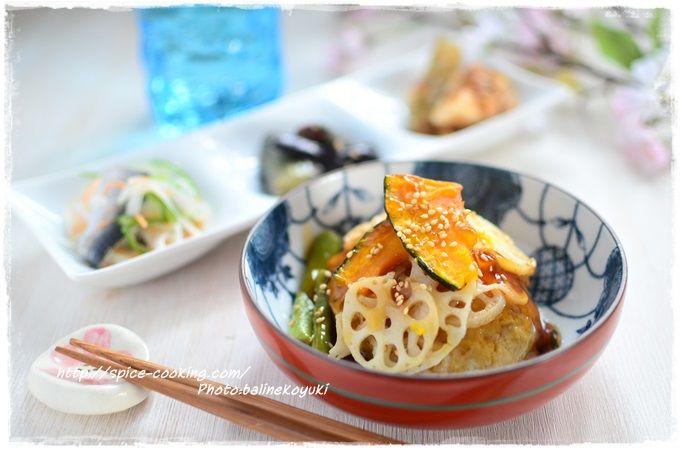 豆腐ハンバーグ4