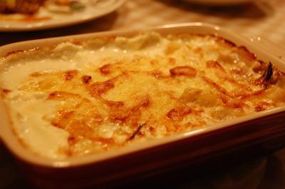 里芋のクリーム焼き
