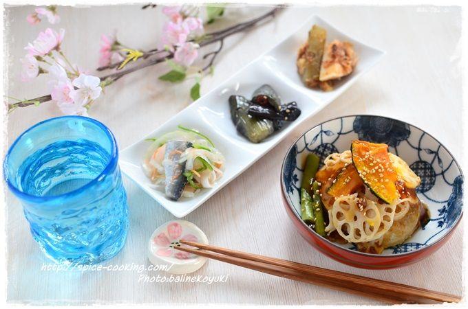 豆腐ハンバーグ3