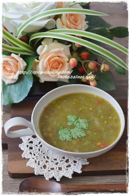レンズ豆のスープ1