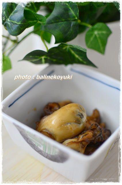 牡蠣の佃煮3