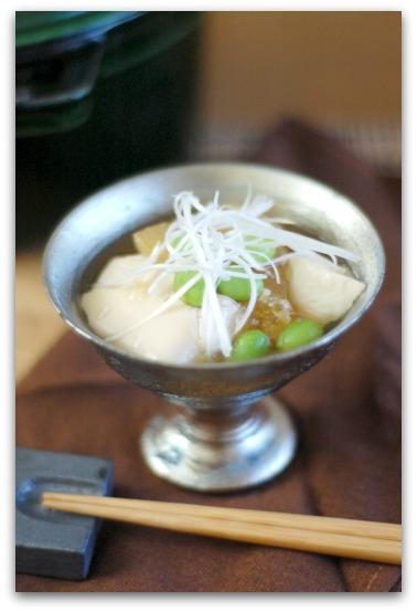 楽しいキッチン-冬瓜の煮物