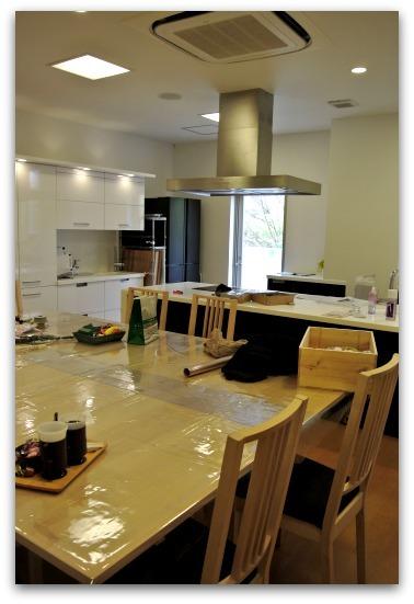 楽しいキッチン-カルチャーハウス香里ケ丘