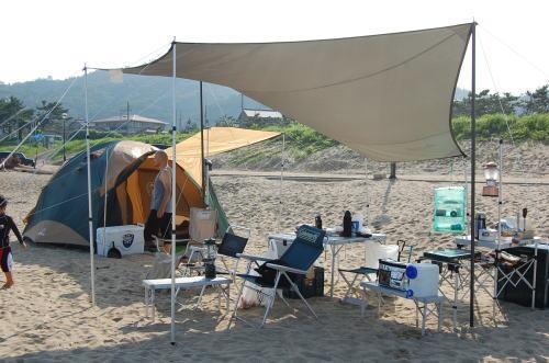 2009年キャンプ