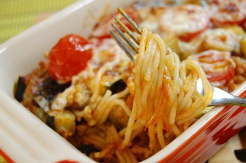 スパゲティーグラタン