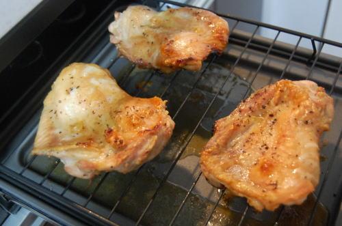 クレイジー ソルト 鶏肉
