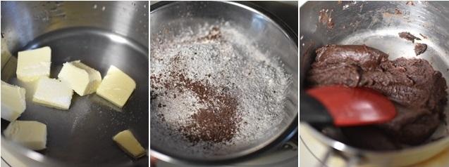 チョコエクレアシュー
