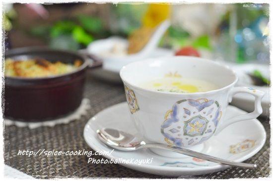 ごぼうのスープ2