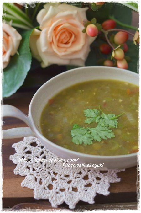 レンズ豆のスープ2