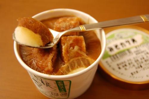 味噌カツアイス