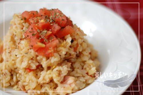 トマト炒飯