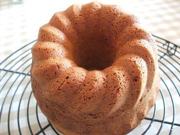 メープルケーキ