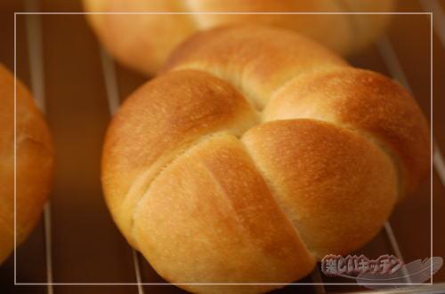 お花のパン
