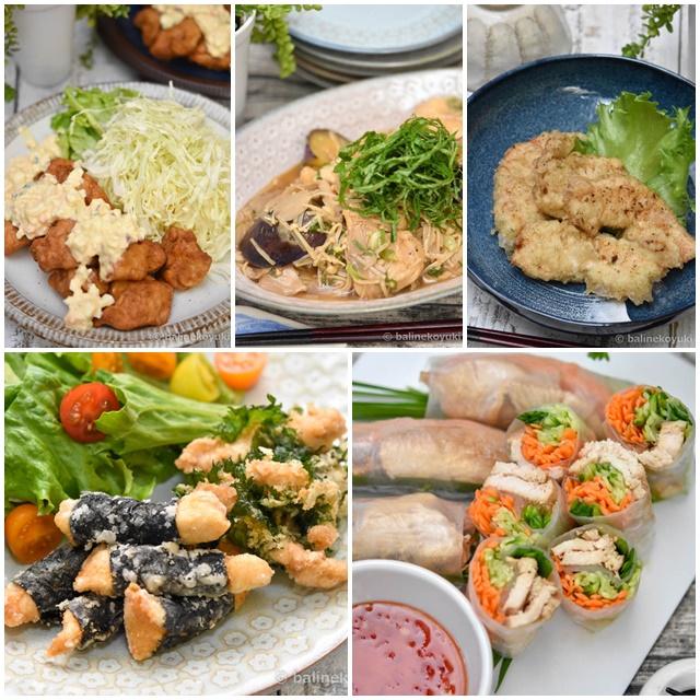 鶏むね肉レシピ5選