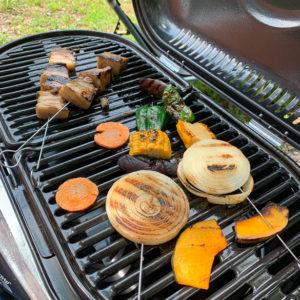 山キャンプ飯|ロードトリップグリル簡単BBQメニュー