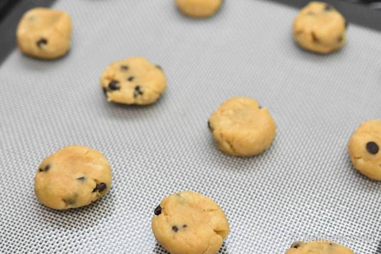 クッキー作り工程