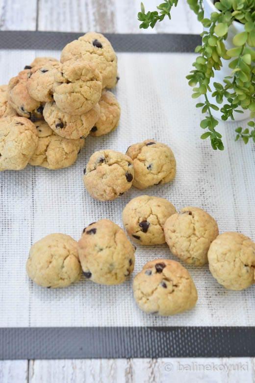 スパイスチョコチップクッキー