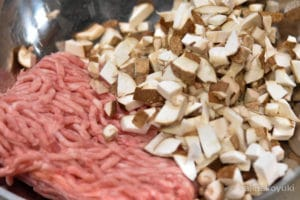 肉団子工程