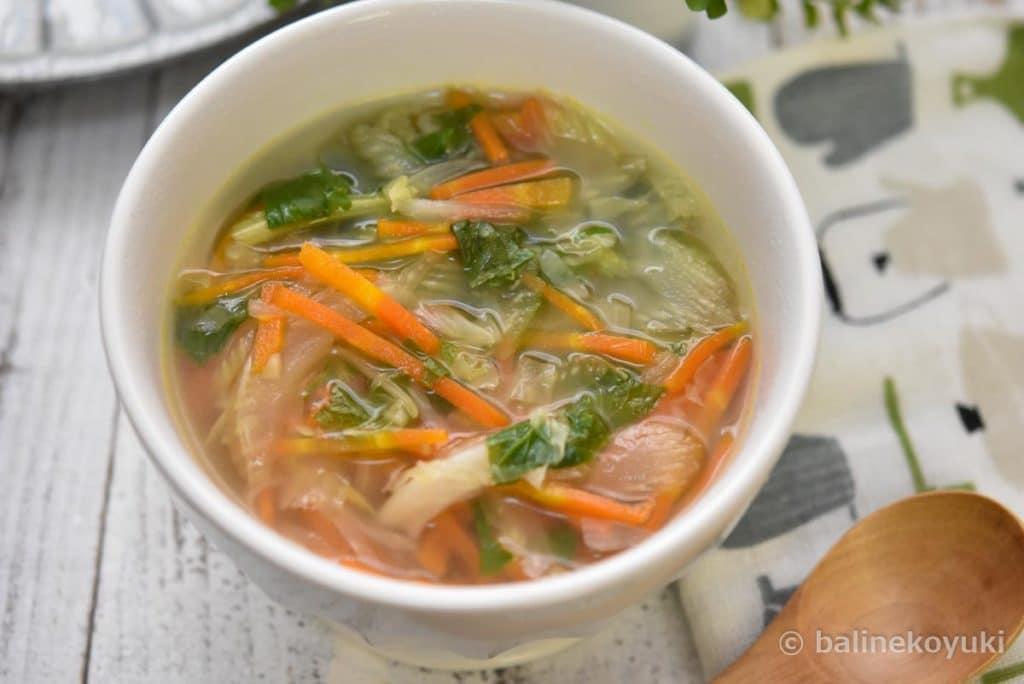 セルリー(セロリ)たっぷり野菜スープ【静岡クッキングアンバサダー】