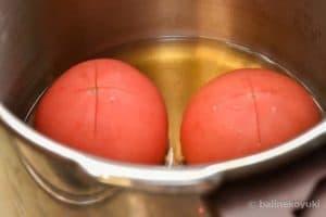 だしとトマト