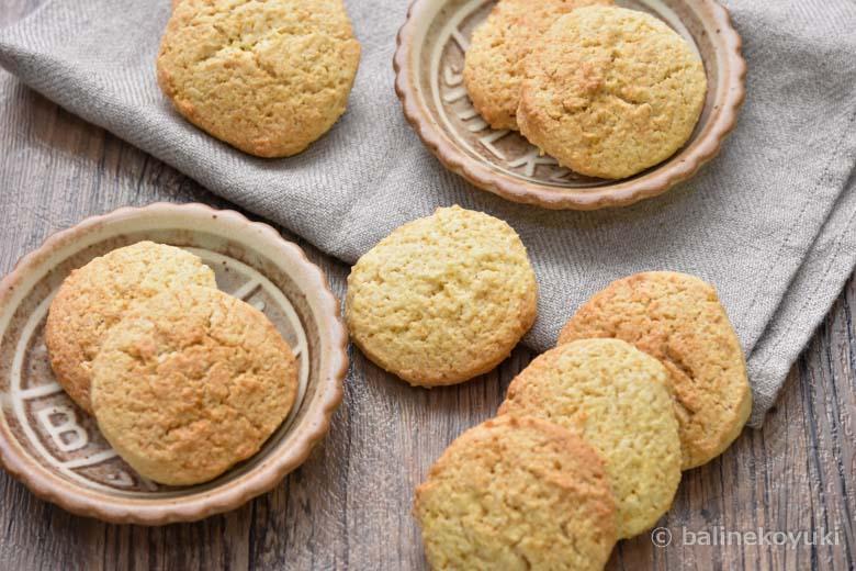 ホットケーキミックスクッキー