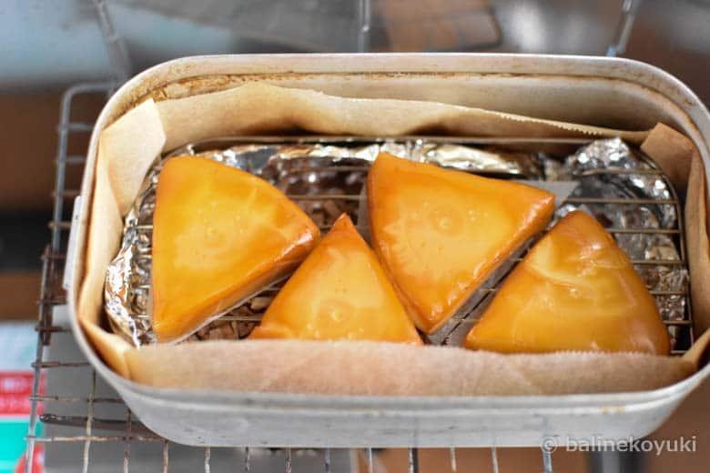 メスティンで作るチーズの燻製
