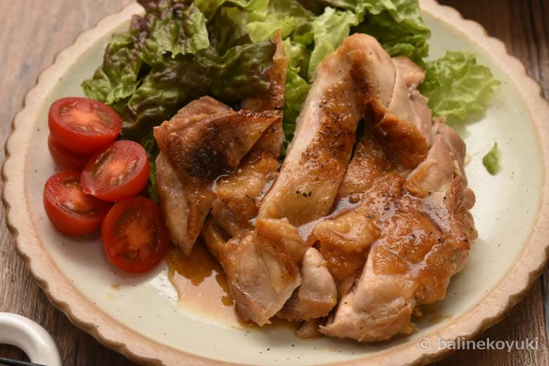 鶏の照焼き