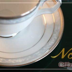 Noritake(ノリタケ)ハンプシャーゴールド&プラチナ♪