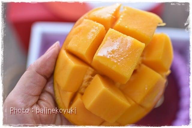 みやざき完熟マンゴー「太陽のタマゴ」美味しく頂きました・・・のお話