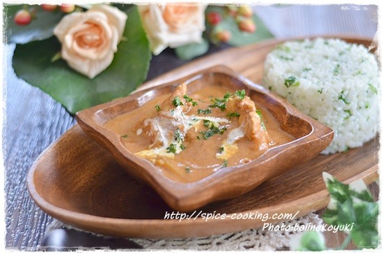 バターチキンカレー