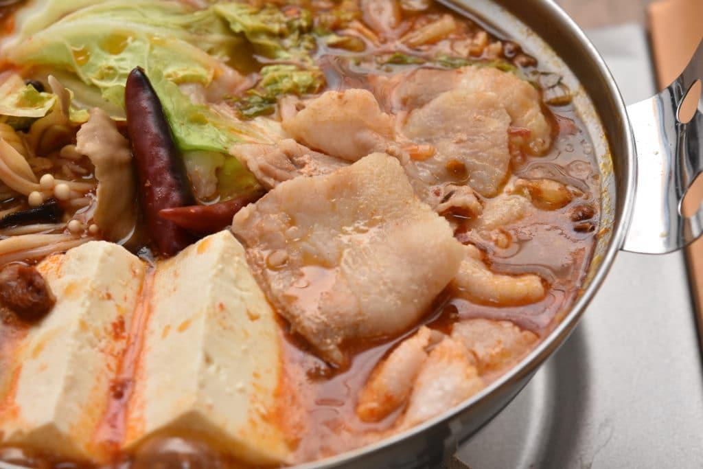 スパイス鍋